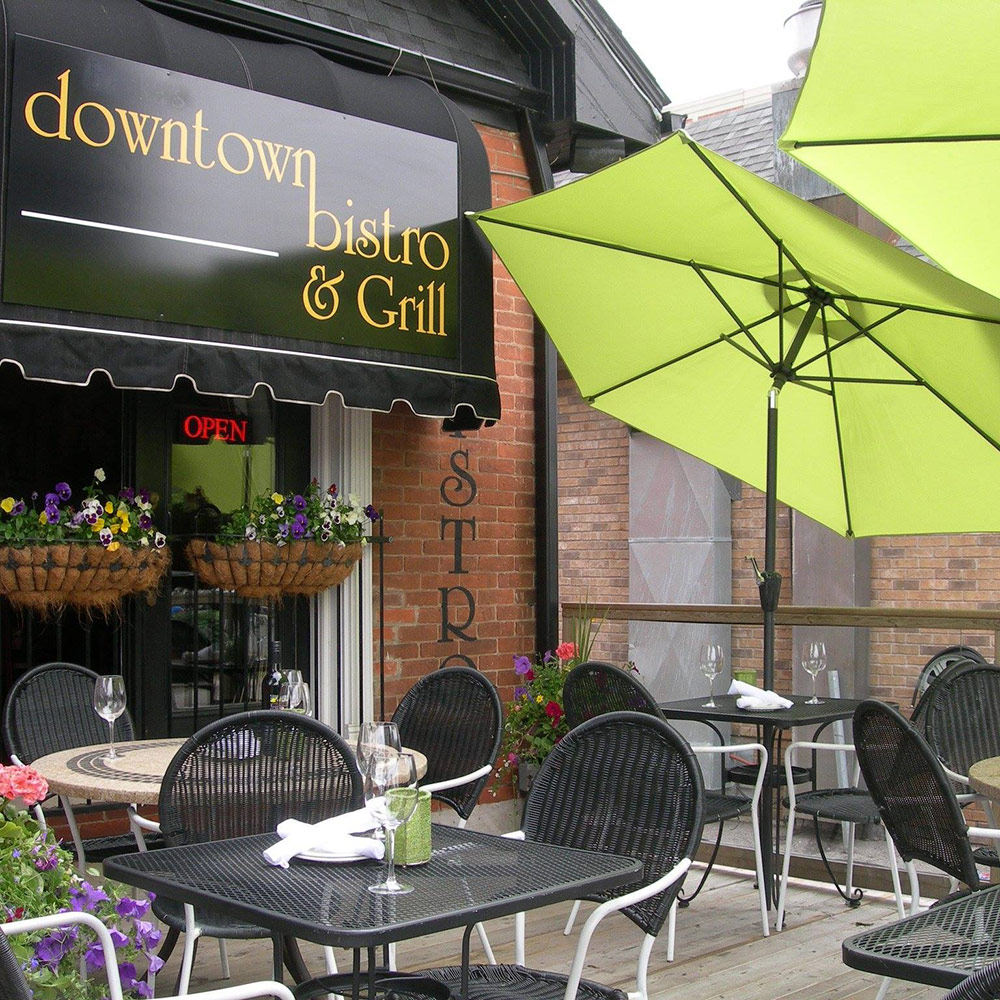 Downtown Bistro Burlington